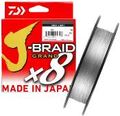 Tresse Daiwa J-Braid x 8 grand Gray-Light - 270m