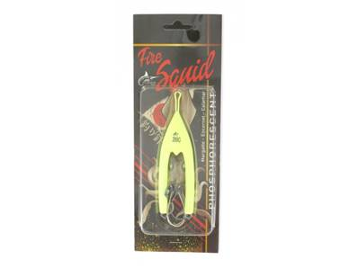 Fire Squid Phospho Jig Power - Sepia